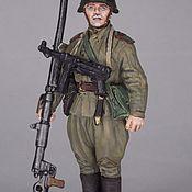 Куклы и игрушки handmade. Livemaster - original item Tin miniature 54mm. Handmade.