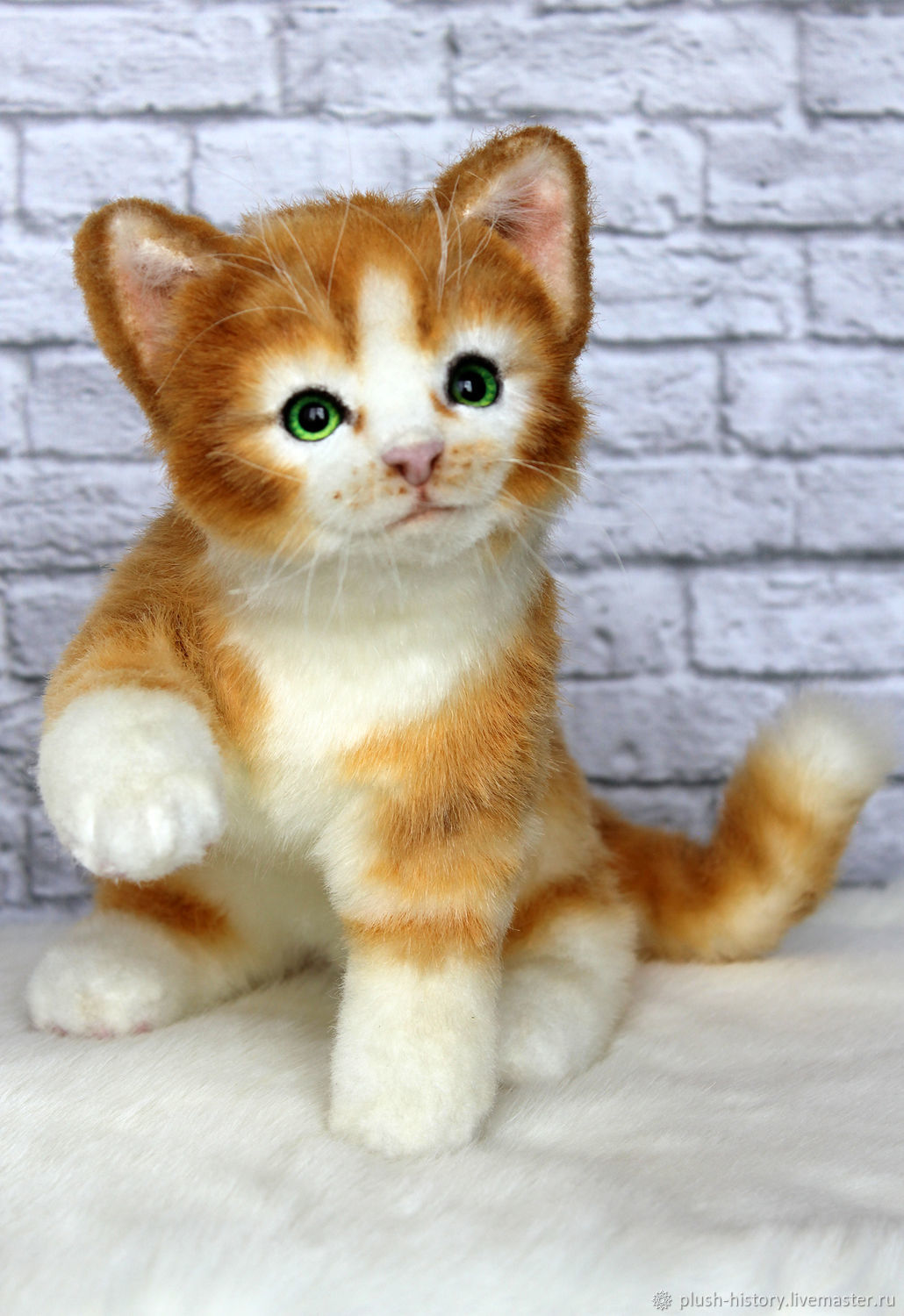 Cat Ginger, Teddy Toys, Anapa,  Фото №1