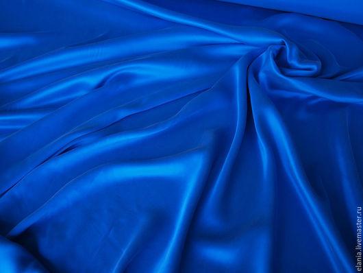 """Шитье ручной работы. Ярмарка Мастеров - ручная работа. Купить """"Мокрый"""" шелк  11 цветов. Handmade. Шелк, ткань для одежды"""