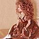 Коллекционные куклы ручной работы. Заказать Сара. Елена Качарава (daly). Ярмарка Мастеров. Авторская ручная работа, девочка