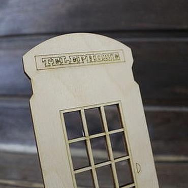 """Подарки к праздникам ручной работы. Ярмарка Мастеров - ручная работа Подставка для телефона """"Англия"""". Handmade."""