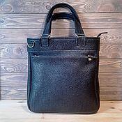 Сумки и аксессуары handmade. Livemaster - original item Business man`s bag.. Handmade.