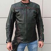 Одежда handmade. Livemaster - original item Motor Jacket GRGR. Handmade.
