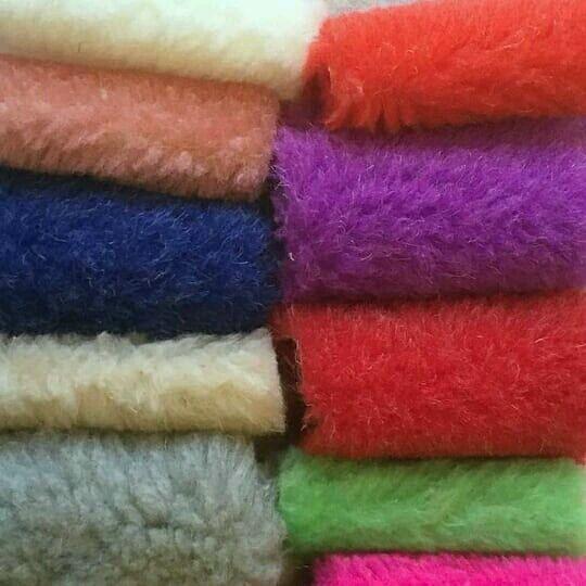Мех , овечья шерсть 10 цветов, Ткани, Москва,  Фото №1