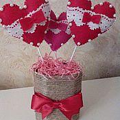Подарки к праздникам ручной работы. Ярмарка Мастеров - ручная работа Подарок на День Святого Валентина. Handmade.