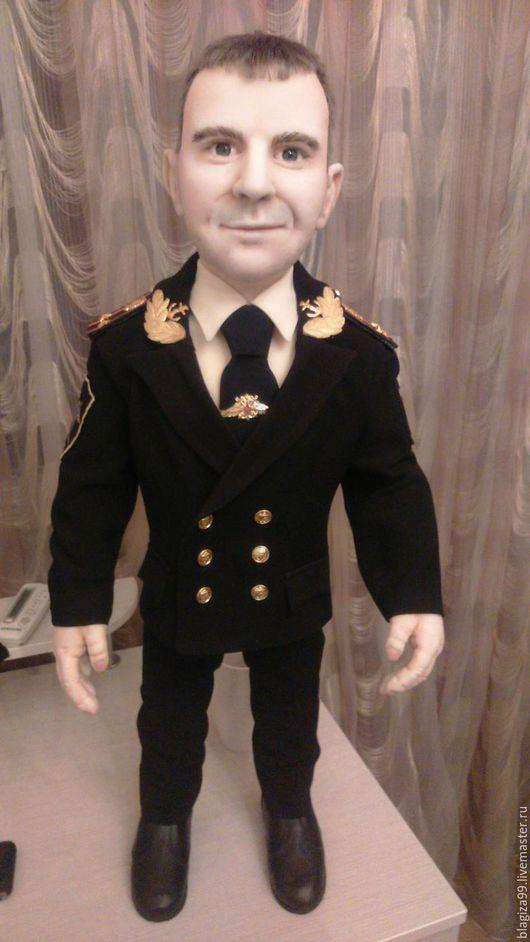 Портретные куклы ручной работы. Ярмарка Мастеров - ручная работа. Купить Портретная кукла. Handmade. Комбинированный, необычный подарок