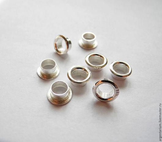 Для украшений ручной работы. Ярмарка Мастеров - ручная работа. Купить Серебряные основы для бусин PANDORA, 925 проба. Handmade.