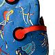 """Женские сумки ручной работы. Трансформер № 4 """"Небесно-голубое"""". ANTE-KOVAC (ante-kovac). Интернет-магазин Ярмарка Мастеров."""