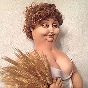 Куклы и игрушки ручной работы. Ярмарка Мастеров - ручная работа Деметра - богиня плодородия. Handmade.