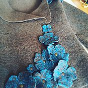 """Работы для детей, ручной работы. Ярмарка Мастеров - ручная работа Жакет детский """"Фиалковый шоколад """". Handmade."""