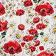 Шитье ручной работы. Ярмарка Мастеров - ручная работа. Купить Хлопок  Dolce&Gabbana. Handmade. Рубашка, хлопок 100%, детские рисунки