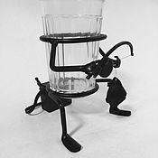 Сувениры и подарки handmade. Livemaster - original item Stand-trick under faceted glass