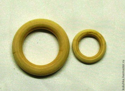 Другие виды рукоделия ручной работы. Ярмарка Мастеров - ручная работа. Купить Кольца для обвязывания ( дерево ). Handmade.