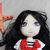 Куклы и игрушки ручной работы. Ярмарка Мастеров - ручная работа В мечтах о море.... Handmade.