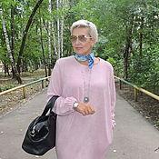 Одежда ручной работы. Ярмарка Мастеров - ручная работа Платье ангора №1. Handmade.