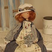 Куклы и игрушки ручной работы. Ярмарка Мастеров - ручная работа Домик у моря. Handmade.