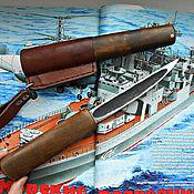 Ножи ручной работы. Ярмарка Мастеров - ручная работа Якутский нож с деревянными ножнами нож якут охотнику рыбаку. Handmade.