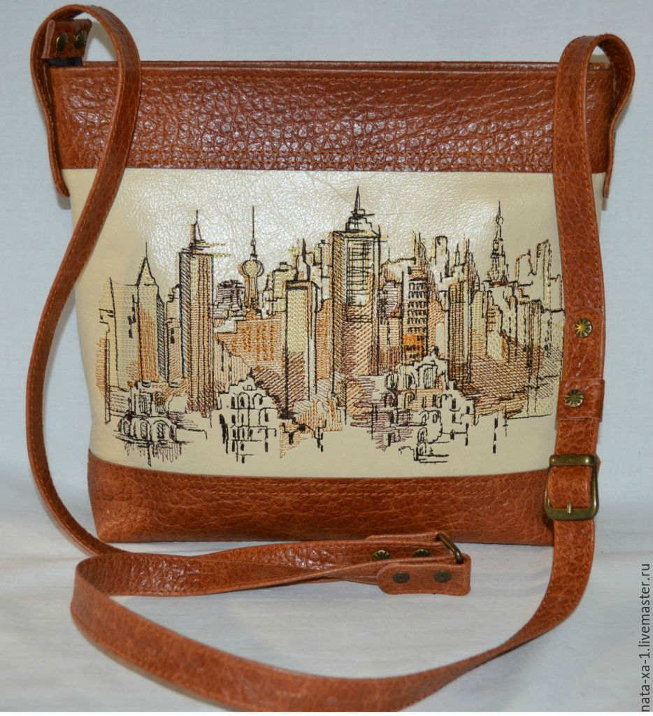 The Urban Landscape Design For Machine Embroidery Shop Online On