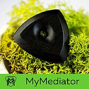 Музыкальные инструменты handmade. Livemaster - original item The mediator Hornbeam: Black Bass. Handmade.