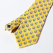 L.R.Paris! Стильный шелковый галстук, Франция