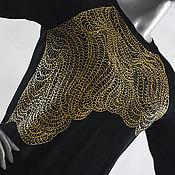 Одежда ручной работы. Ярмарка Мастеров - ручная работа Золотое кружево. Handmade.