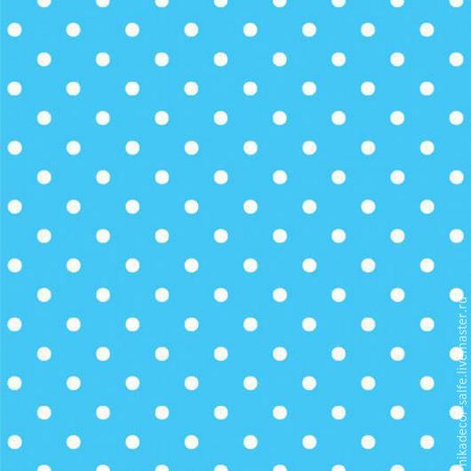 Декупаж и роспись ручной работы. Ярмарка Мастеров - ручная работа. Купить Горох голубой (SDL066057) 33х33 салфетка для декупажа. Handmade.