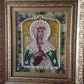 Картины и панно ручной работы. Ярмарка Мастеров - ручная работа Святая мученица Татиана. Handmade.