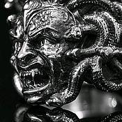 Украшения handmade. Livemaster - original item Medusa. Handmade.