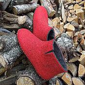 Обувь ручной работы handmade. Livemaster - original item boots short. Handmade.