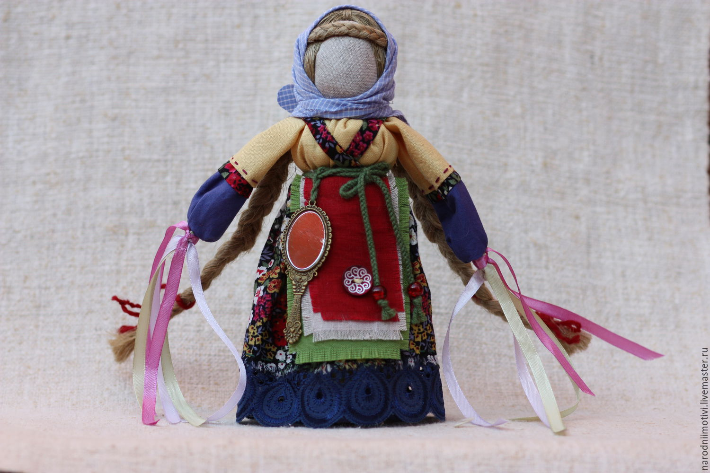 Куклы-обереги своими руками - мастер-класс. Славянские