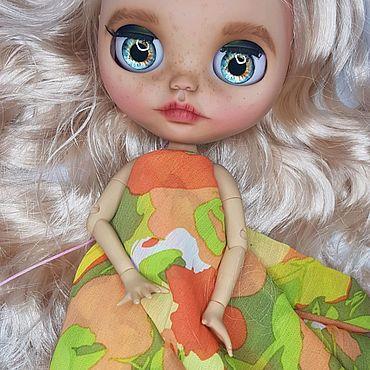Куклы и игрушки ручной работы. Ярмарка Мастеров - ручная работа Копия работы: Куклы: Blythe. Handmade.