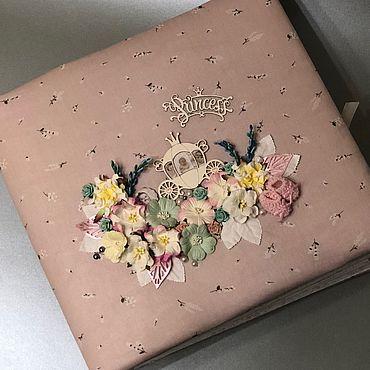Альбом для девочки