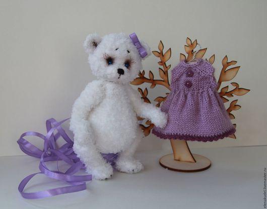 Мишки Тедди ручной работы. Ярмарка Мастеров - ручная работа. Купить Мишка Тася. Handmade. Игрушки, зверята, мишка авторский