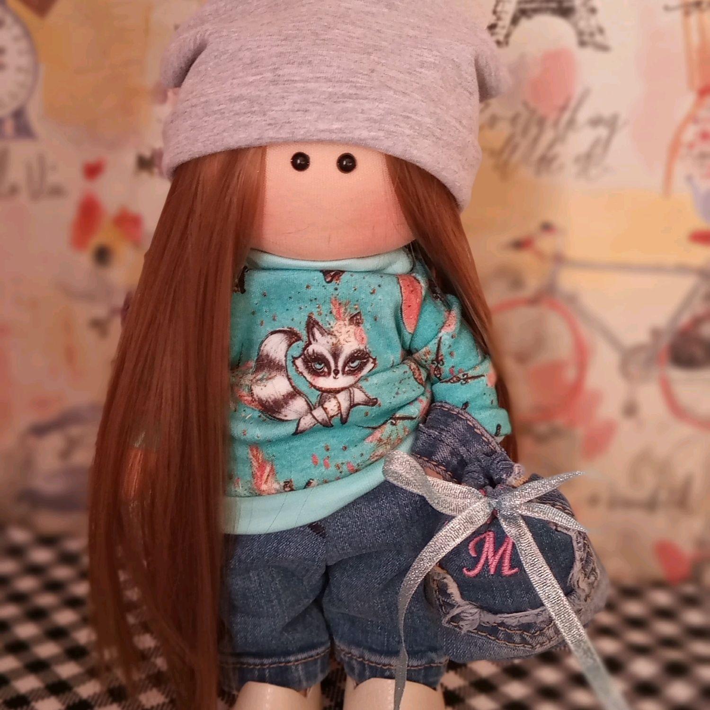 Куколка, Интерьерная кукла, Игра,  Фото №1