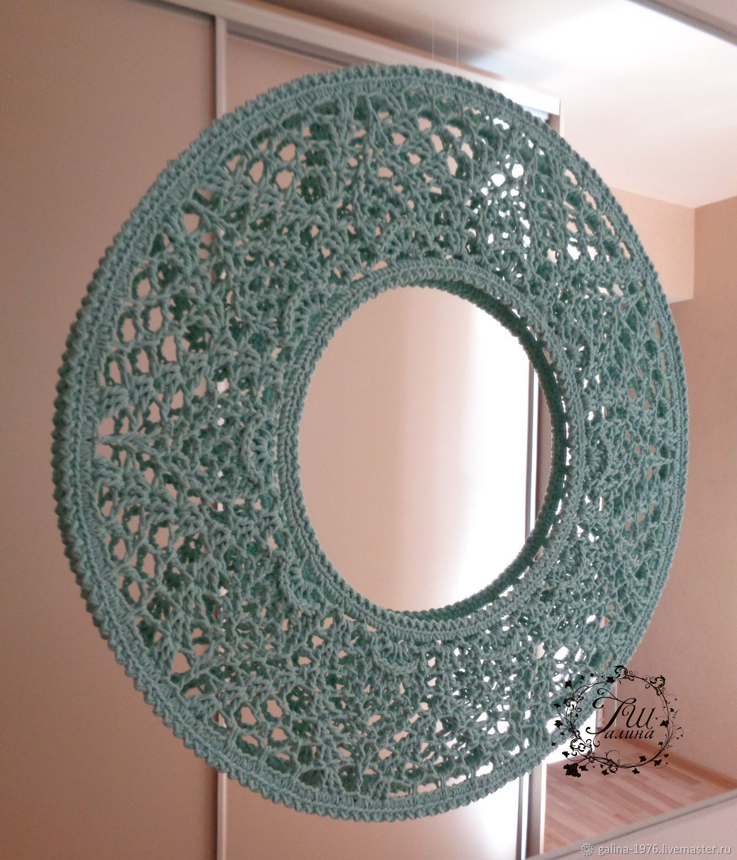 Frame for a mirror. Decor, Mirror, Voronezh,  Фото №1