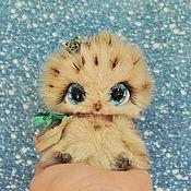 Куклы и игрушки ручной работы. Ярмарка Мастеров - ручная работа Сова «Нанни». Handmade.