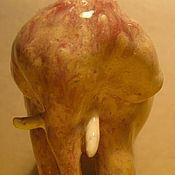 Для дома и интерьера ручной работы. Ярмарка Мастеров - ручная работа Жил на поляне розовый слон.... Handmade.