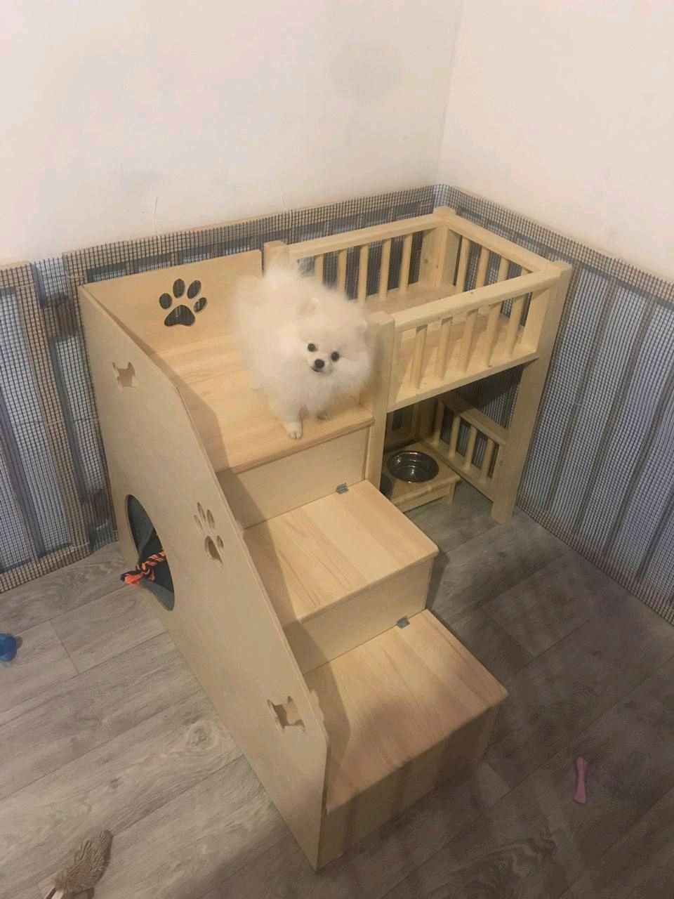 Комплекс для собак, Аксессуары для питомцев, Тула,  Фото №1