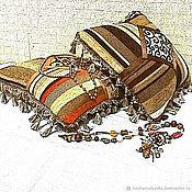 """Подушки ручной работы. Ярмарка Мастеров - ручная работа Подушки """"Восток"""". Handmade."""