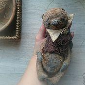 """Куклы и игрушки ручной работы. Ярмарка Мастеров - ручная работа Мишка тедди """"Сентябрюша)))"""". Handmade."""