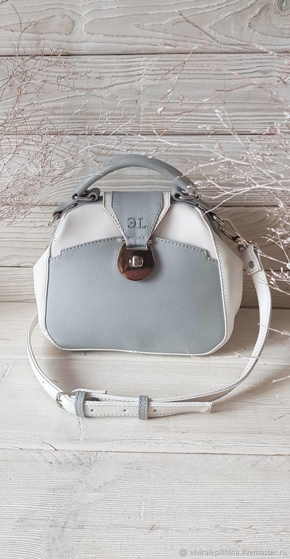 Bag-bag over shoulder: Carpetbag Grey, Crossbody bag, Moscow,  Фото №1