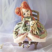 Куклы и игрушки ручной работы. Ярмарка Мастеров - ручная работа Принцесса Анна... Handmade.