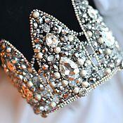 Украшения handmade. Livemaster - original item Crown