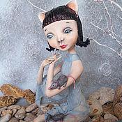 Куклы и игрушки ручной работы. Ярмарка Мастеров - ручная работа Кошки-мышки. Handmade.