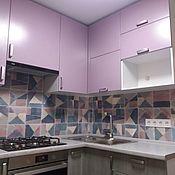 Кухни ручной работы. Ярмарка Мастеров - ручная работа Кухня с фасадами мдф. Handmade.