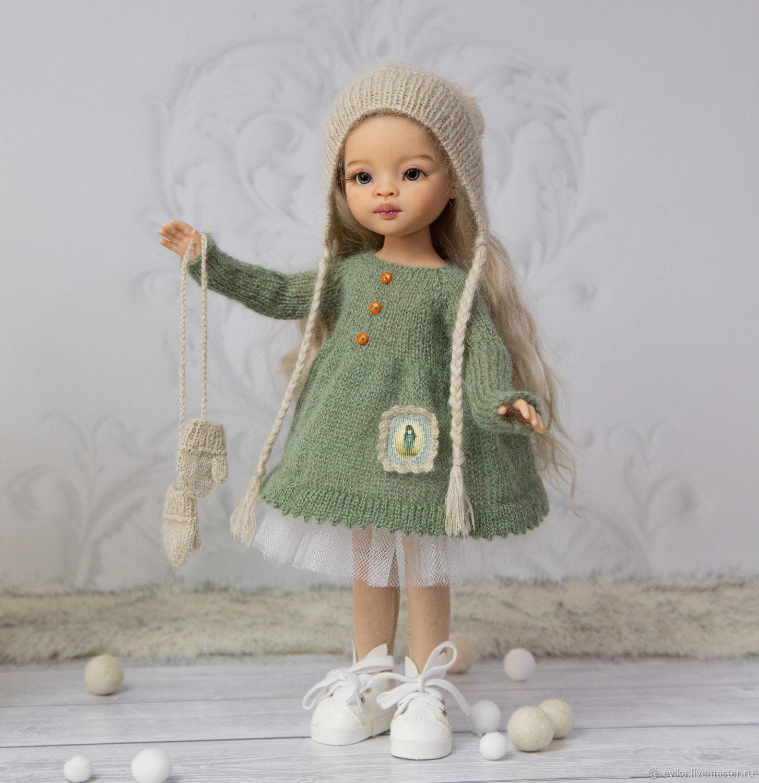 вязаный комплект, Одежда для кукол, Симферополь,  Фото №1