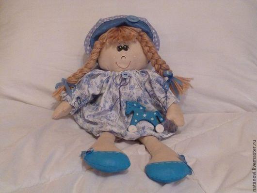Коллекционные куклы ручной работы. Ярмарка Мастеров - ручная работа. Купить Тряпичная куколка Маруся. Handmade. Тряпичная кукла