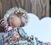 Куклы и игрушки ручной работы. Ярмарка Мастеров - ручная работа Текстильная кукла Пастушка. Handmade.