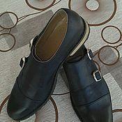Обувь ручной работы. Ярмарка Мастеров - ручная работа Монки Мужские. Handmade.
