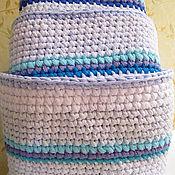 Для дома и интерьера ручной работы. Ярмарка Мастеров - ручная работа Короба для хранения Морская волна. Handmade.